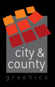 city and county graphics logo